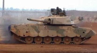 Técnicos cubanos dominan la reparación de tanques Olifant