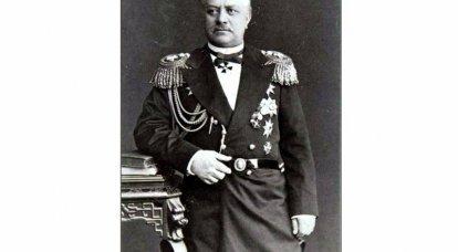 Amiral Popov - la bouée de sauvetage de la flotte russe