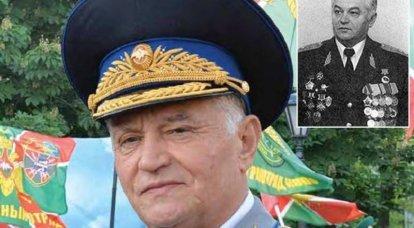 General Chechulin: Wir sind an der Grenze - kein Schritt zurück!