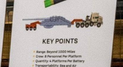 超長距離銃SLRC:実際のプロジェクトか純粋な科学か?