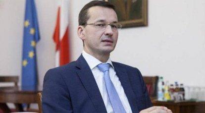 पोलिश प्रधान मंत्री: नॉर्ड स्ट्रीम 2 यूक्रेन को मार देगा