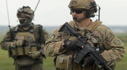 Le commandement du 5e corps de l'armée américaine déployé en Pologne