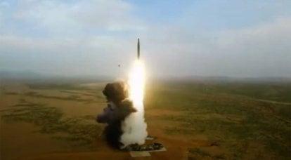 """中国测试被称为""""美国航母的破坏者""""的东风导弹"""