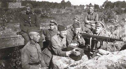 """""""Miracolo sulla Vistola"""". Operazione di Varsavia dell'Armata Rossa"""