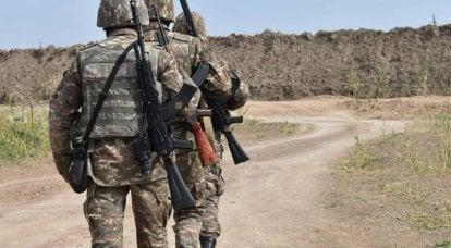 Karabağ'da büyük personel kaybı - XXI.Yüzyıldaki eyaletler arası askeri çatışmanın alışılmadık bir özelliği
