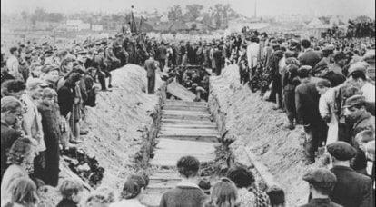 """""""Vamos terminar o trabalho de Hitler"""" - um pogrom judeu na cidade polonesa de Kielce"""
