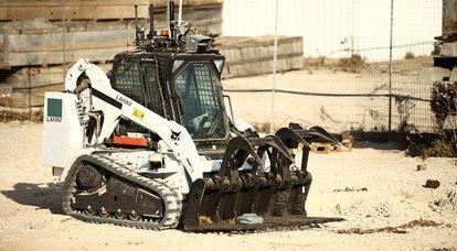 Complessi robotici IAI SAHAR (Israele)