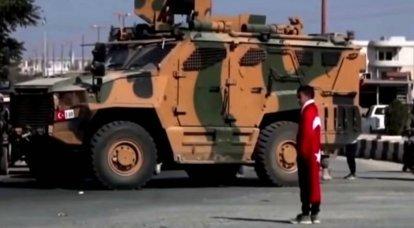 Suriye, 26 Mart: Türk ordusu Al-Kafra yakınlarında müstahkem bir alanın inşasına başladı