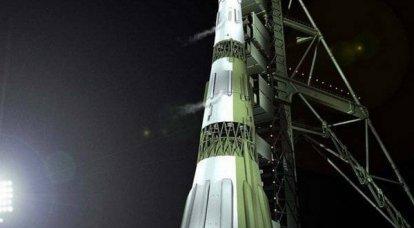 """Rocket H-1 - """"Tsar-rocket"""""""