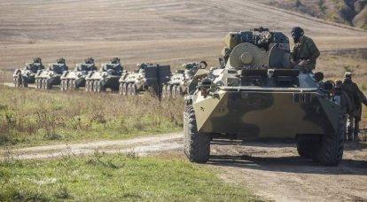ウクライナ国境近くのZVOでの教え