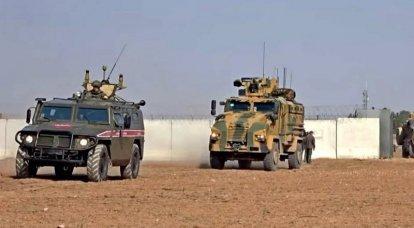 रूस और तुर्की उत्तरी सीरिया का तीसरा संयुक्त गश्ती दल रखते हैं