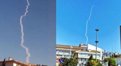 Erdogan ignorou a demanda dos EUA: primeiro lançamento do sistema de mísseis de defesa aérea S-400 na Turquia