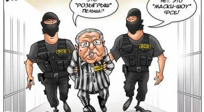 """""""ZZ"""" projesi. Şair tutuklandı, liberaller silah zoruyla mı?"""