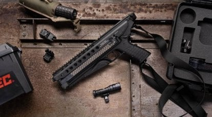 50-round pistol that leaves no chance for body armor
