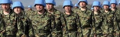 ロシアの軍事平和立案者の日。 ミッション達成