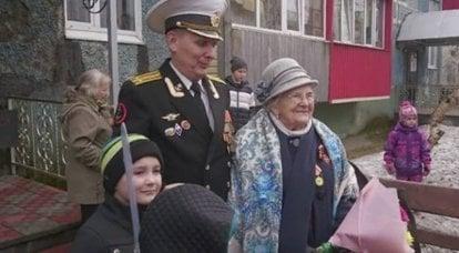9 maggio - Giorno della Vittoria: la pace conquistata dal soldato liberatore sovietico