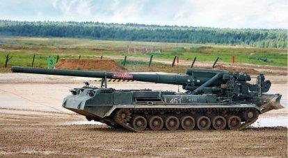 新しいエンジンを搭載した「マルカ」は軍隊に行きます