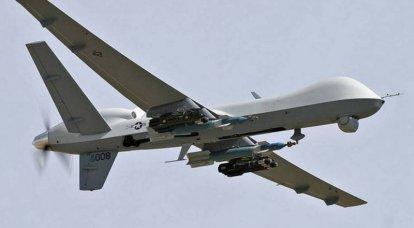 A Índia aluga dois drones multifuncionais MQ-9B SeaGuardian dos Estados Unidos