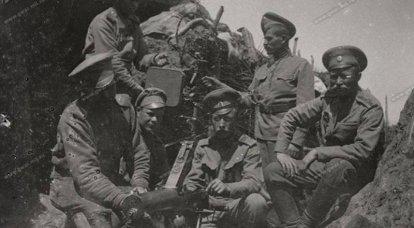 1. August - Gedenktag der im Ersten Weltkrieg gefallenen russischen Soldaten