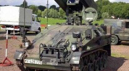 乌克兰和德国共同创建了一个新的防空综合体