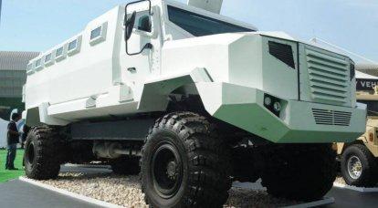 KRAZ-ASV Panther  - 新的乌克兰发展