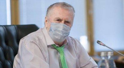 Peskov a répondu à l'accusation de Zhirinovsky d'établir le néostalinisme dans la Fédération de Russie