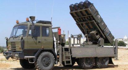 """O Ministério da Defesa Tcheco substituirá os sistemas de defesa aérea soviéticos """"Kub-M2"""" pelos sistemas de defesa aérea israelense Spyder"""