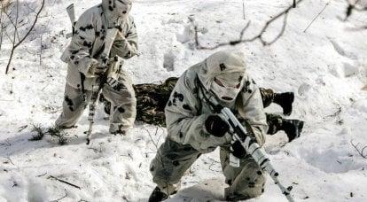 俄罗斯的特种作战部队随时可以使用