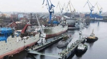 """Das für die Pazifikflotte gebaute dieselelektrische U-Boot """"Magadan"""" ist in die Phase der Festmachertests eingetreten"""