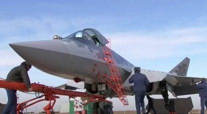 Geehrter Pilot der Russischen Föderation: China ist am Kauf der Su-57 interessiert, da es keine vollwertigen Kämpfer der neuen Generation gibt