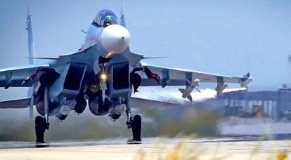국방부, Su-30SM 전투기를 Su-30SM2 수준으로 업그레이드하는 프로그램 착수