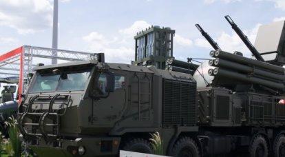 Das Verteidigungsministerium hat die Serienlieferung des neuen Flugabwehrraketensystems Pantsir-SM angekündigt
