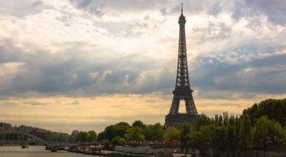 巴黎将爆发新的大流行