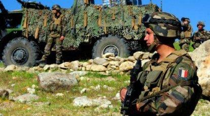 フランスの防衛政策