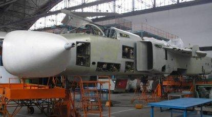 Industria de reparación de aviones de Ucrania: estado, planes, perspectivas reales