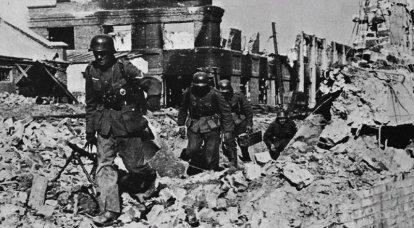 スターリングラード近郊の赤軍に捕らえられた人々のうち、ソビエト市民であった人の数