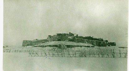 Fortaleza de Oreshek. 500 días de defensa