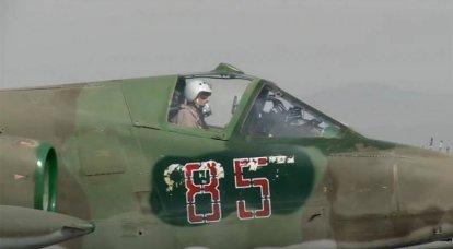 터키 국방부, 터키 F-25 전투기에 의해 쓰러진 Su-16에 대한 예 레반의 성명 반박
