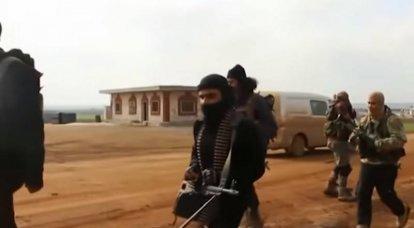 L'armée syrienne a repoussé une attaque massive de groupes pro-turcs