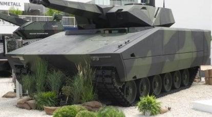 """Lauernder """"Luchs"""": Kann ein neuer BMP das Kräfteverhältnis auf dem Waffenmarkt verändern?"""