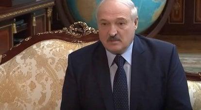 卢卡申科告诉他什么时候离开白俄罗斯总统职位