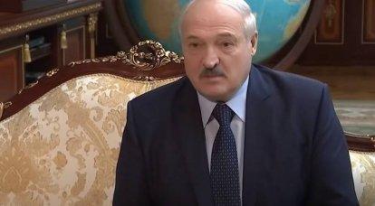 Lukashenko disse quando deixará o cargo de Presidente da Bielo-Rússia