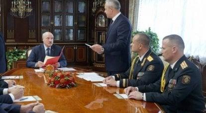 针对北约部队在白俄罗斯边境集结,明斯克准备向俄军求援