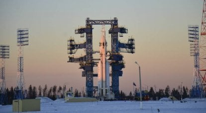 Russian space launches in 2020