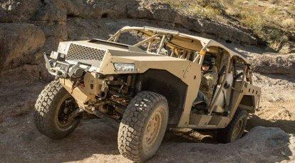 美国特种部队将获得一辆超轻型战车DAGOR