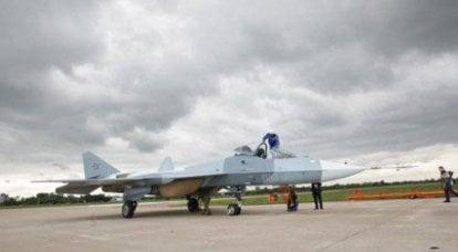 第五代战斗机再次进行了飞行试验