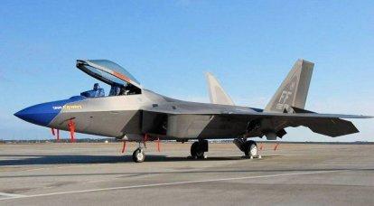 Nascondi e trova. Alcune caratteristiche dei caccia F-22A e Su-57