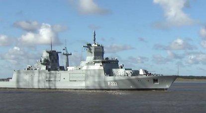 "Alemanha enviará fragata para ""conter atividade chinesa"" no Pacífico"
