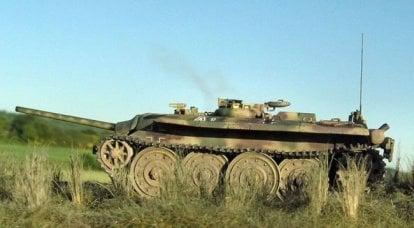 जर्मन टैंक विध्वंसक ई- 10 Hetzer II