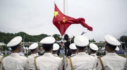世界支配への道を歩む中国:「暗い艦隊」